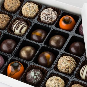 Chocolate Gifts, Assorted Chocolates, The Perfect Gift For Her This Christmas - The Chocolate Room