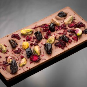 Chocolate Gifts, Pistachios Chocolate - The Chocolate Room