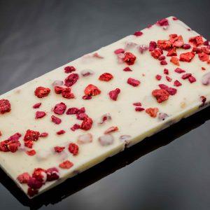 Chocolate Gifts, Vanilla White Chocolate - The Chocolate Room