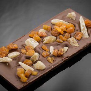 Chocolate Gifts, Apricot Chocolate - The Chocolate Room